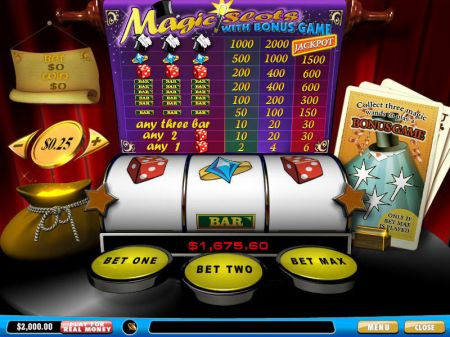 Play Magic - Free Slot Game