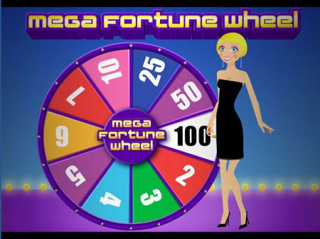 Play Mega Fortune Wheel - Free Slot Game