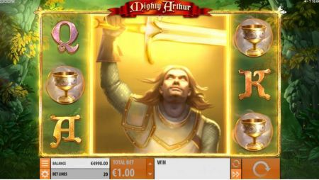 Play Mighty Arthur - Free Slot Game
