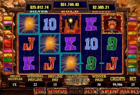 Play Mine All - Free Slot Game