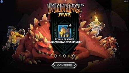 Play Mining Fever - Free Slot Game
