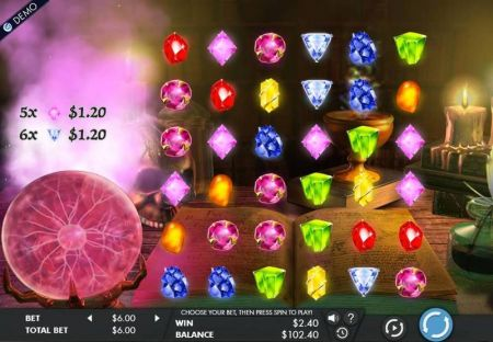 Play Mysterious Gems - Free Slot Game
