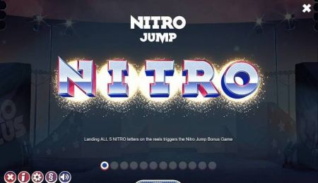 Play Nitro Circus - Free Slot Game