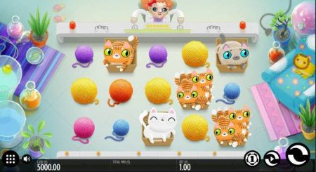 Play Not Enough Kittens - Free Slot Game