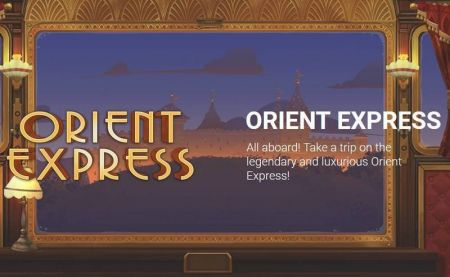 Play Orient Express - Free Slot Game
