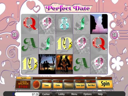Play Perfect Date - Free Slot Game