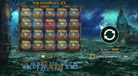 Play Pirate Gold - Free Slot Game