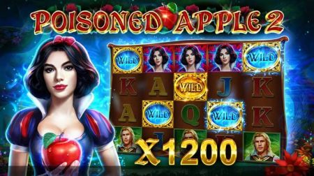 Play Poisoned Apple 2 - Free Slot Game