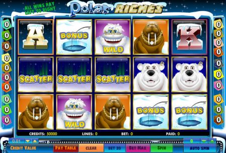 Play Polar Riches - Free Slot Game