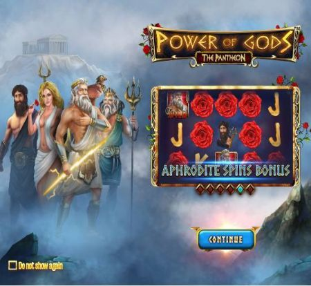 Play Power of Gods: The Pantheon - Free Slot Game