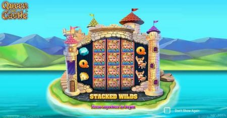 Play Queen of Castle - Free Slot Game