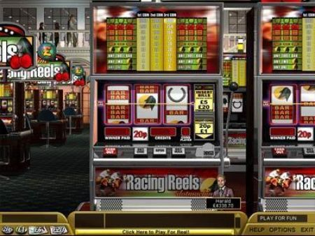 Play Racing Reels - Free Slot Game