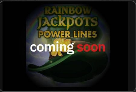 Play Rainbow Jackpots Power Lines - Free Slot Game