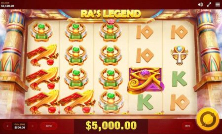 Play RA's Legend - Free Slot Game