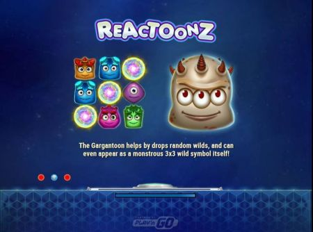 Play Reactoonz - Free Slot Game