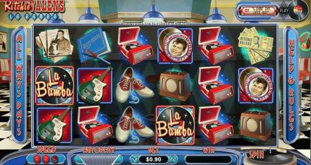 Play Ritchie Valens La Bamba - Free Slot Game