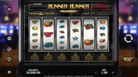 Play Runner Runner Megaways - Free Slot Game