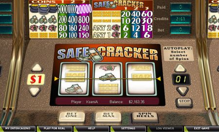 Play Safe Cracker - Free Slot Game