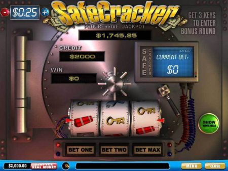 Play SafeCracker - Free Slot Game