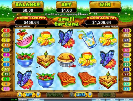 Play Small Fortune - Free Slot Game