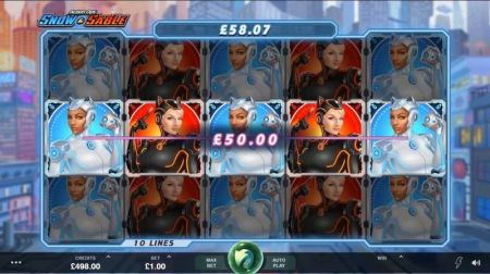 Play Snow & Sable - Free Slot Game