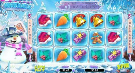 Play SnowMania - Free Slot Game