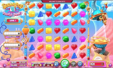 Play Sugar Pop 2: Double Dipped - Free Slot Game