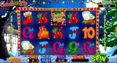 Play Swindle All The Way - Free Slot Game