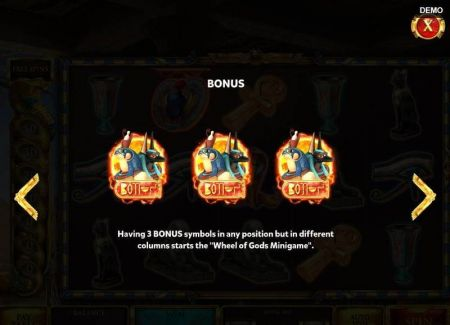 Play The Asp of Cleopatra - Free Slot Game