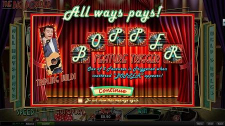 Play The Big Bopper - Free Slot Game