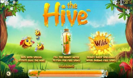 Play The Hive - Free Slot Game