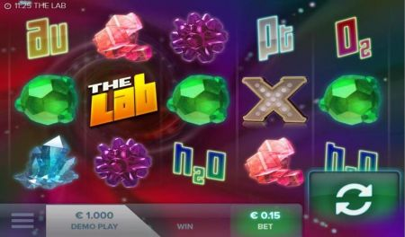 Play The Lab - Free Slot Game