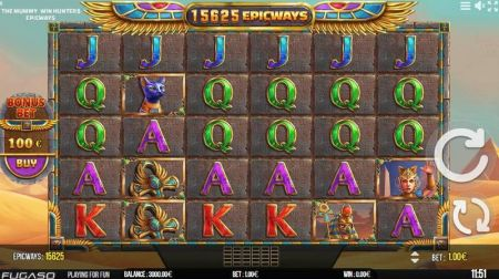 Play The Mummy EPICWAYS - Free Slot Game