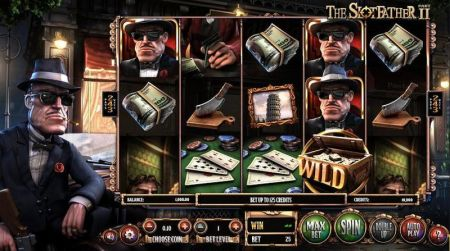 Play The Slotfather Part ll - Free Slot Game