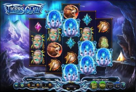 Play Tiger's Claw - Free Slot Game