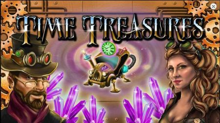 Play Time Treasures - Free Slot Game