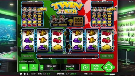 Play Twin Joker - Free Slot Game