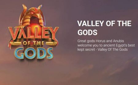 Play Valley Of The Gods - Free Slot Game
