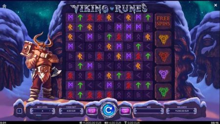 Play Viking Runes - Free Slot Game