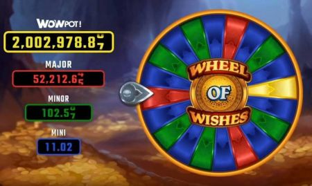 Play Wheel of Wishes - Free Slot Game