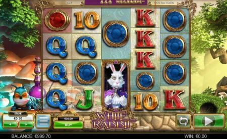 Play White Rabbit - Free Slot Game