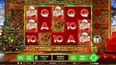 Play Wild Christmas - Free Slot Game