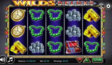 Play Wilds Deluxe - Free Slot Game