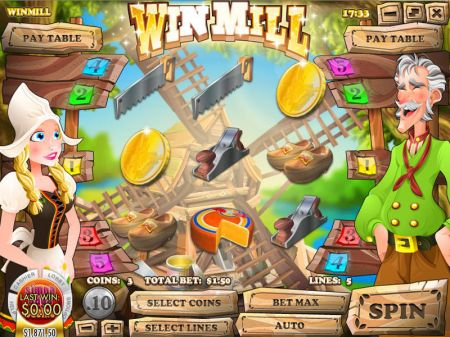 Play Win Mill - Free Slot Game