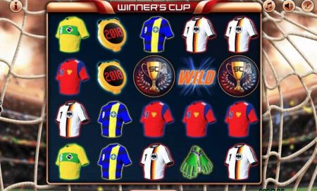 Play Winner's Cup - Free Slot Game